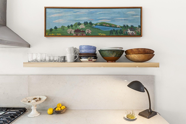 Kitchen  Bed Stuy Family Adobe by Pixy Interiors