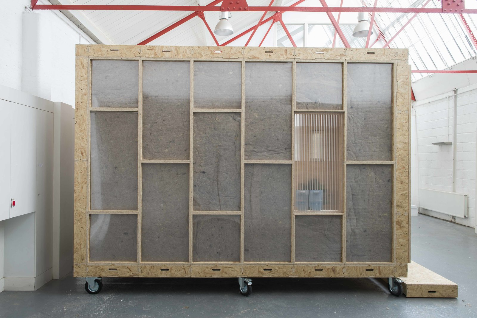 Shed & Studio  Photo 4 of 9 in A New Concept For Modular, Affordable Housing Is Coming to London's Vacant Buildings