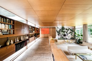 The Iconic, Midcentury Home That Peter Womersley Designed For Bernat Klein Asks $1.02M - Photo 3 of 10 -