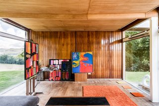 The Iconic, Midcentury Home That Peter Womersley Designed For Bernat Klein Asks $1.02M - Photo 10 of 10 -