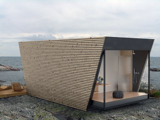 This Modular Eco-Hotel Room Is Poised to Drop Into Nearly Any Setting - Photo 2 of 8 -
