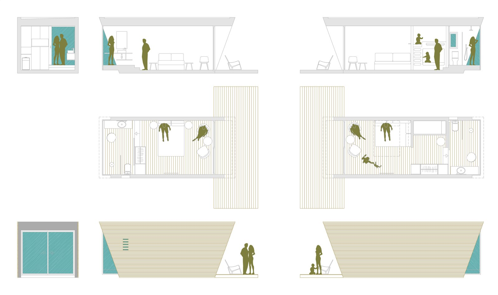 Photo 6 of 9 in This Modular Eco-Hotel Room Is Poised to Drop Into Nearly Any Setting