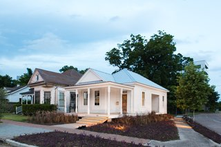 A Victorian Cottage in Houston Finds New Life as a Local Firm's Office