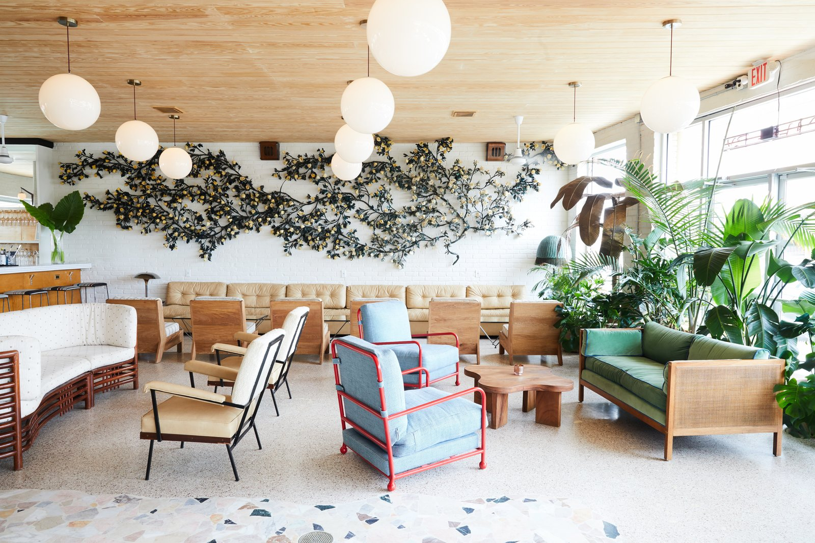 This Revived New Orleans Motel Has Some Serious Flair