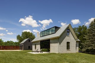 An 1850s Farmhouse in Iowa City Gets a Modern Makeover - Photo 2 of 12 -