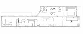 Floor plan of Espace Panet