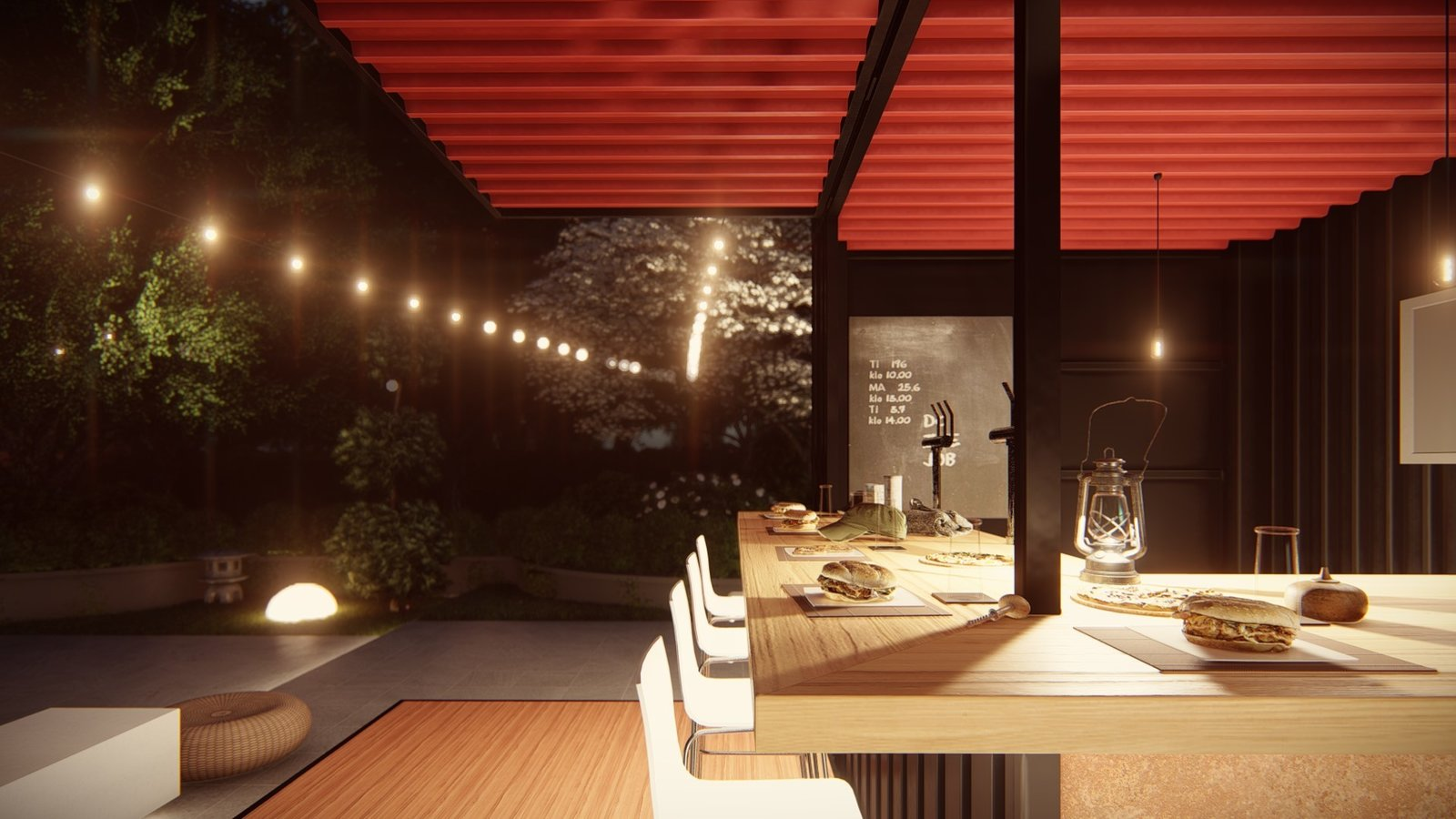 This Prefab Container Bar Can Pop Up Just About Anywhere