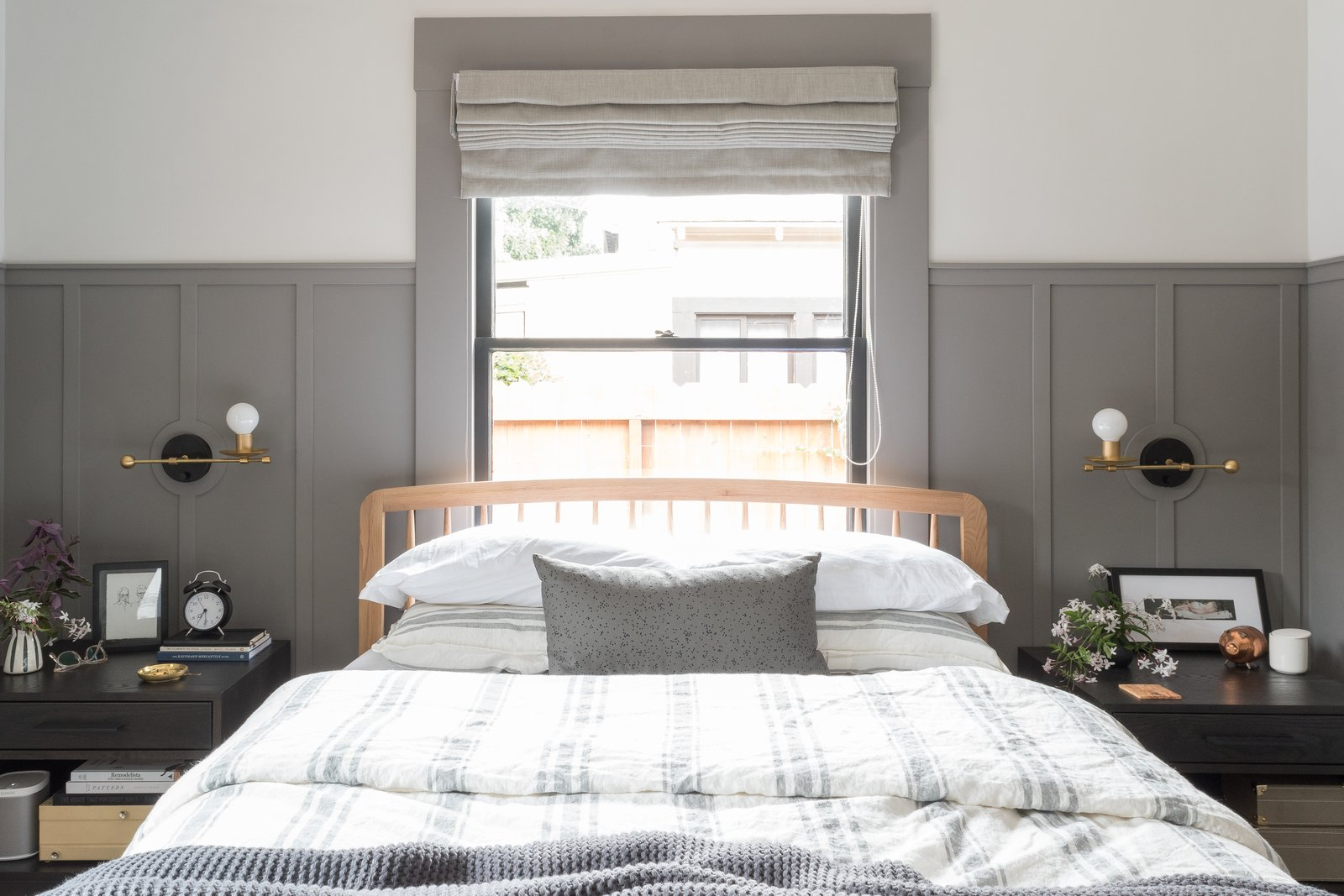 Budget Breakdown: A San Diego Couple Make Over Their Craftsman Bedroom For $29K