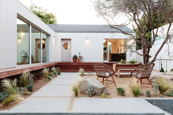 My House: An Architect Couple's Playful Courtyard Home in Los Angeles