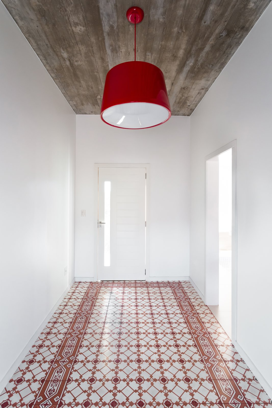 Hallway and Ceramic Tile Floor  Best Photos from View House