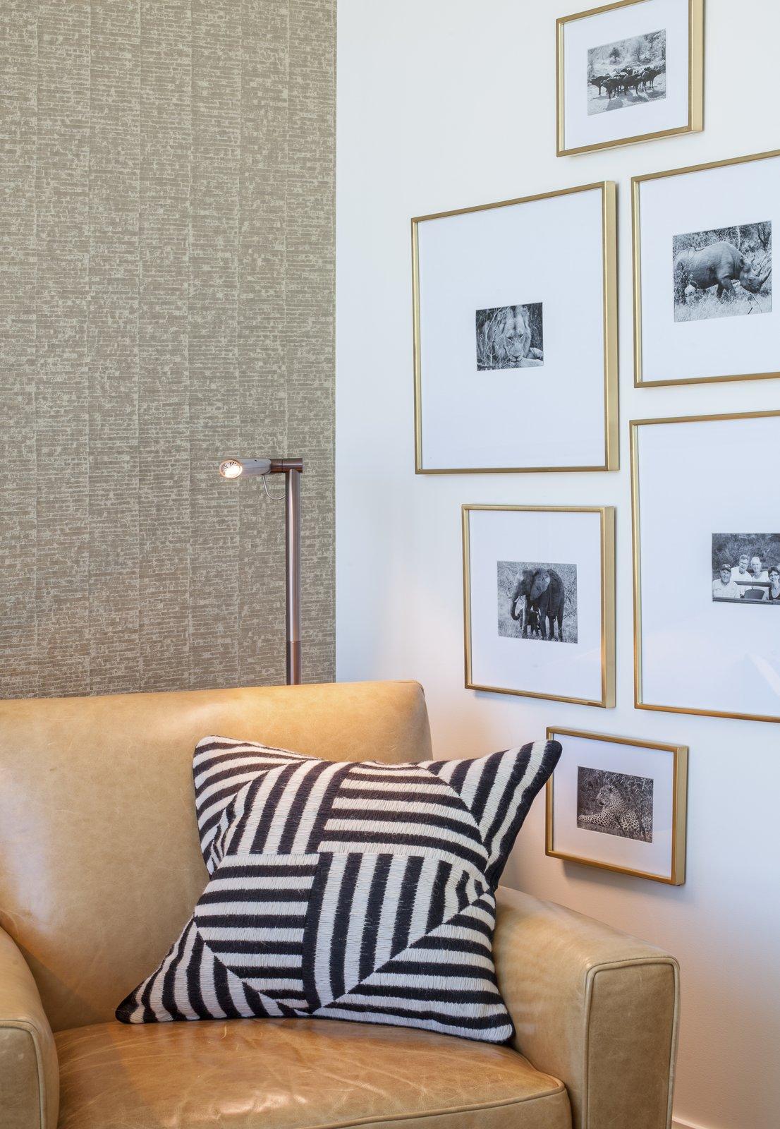 Bedroom, Chair, and Floor Lighting  Downsize Upstyle
