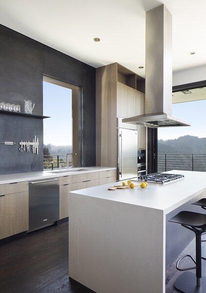 Best 60 Modern Kitchen Open Cabinets Design Photos And Ideas Dwell