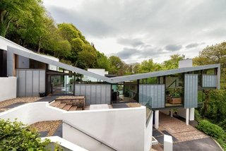 """9 Modern Bed-and-Breakfasts in Europe - Photo 1 of 9 - As one of the four """"butterfly houses"""" in the English county of Devon, Kaywana Hall is filled with a rich history. Guests can experience a fusion of modern design and stunning architecture."""