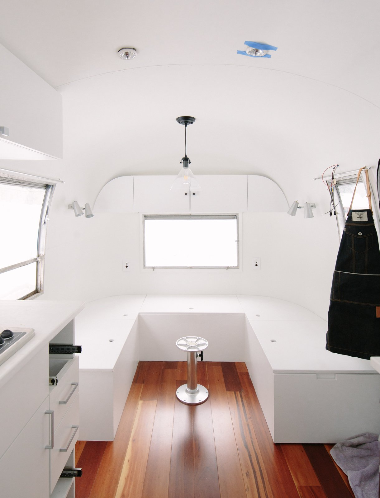 Photo 4 of 25 in See How an Oregon Couple Renovated Their 1966 Airstream