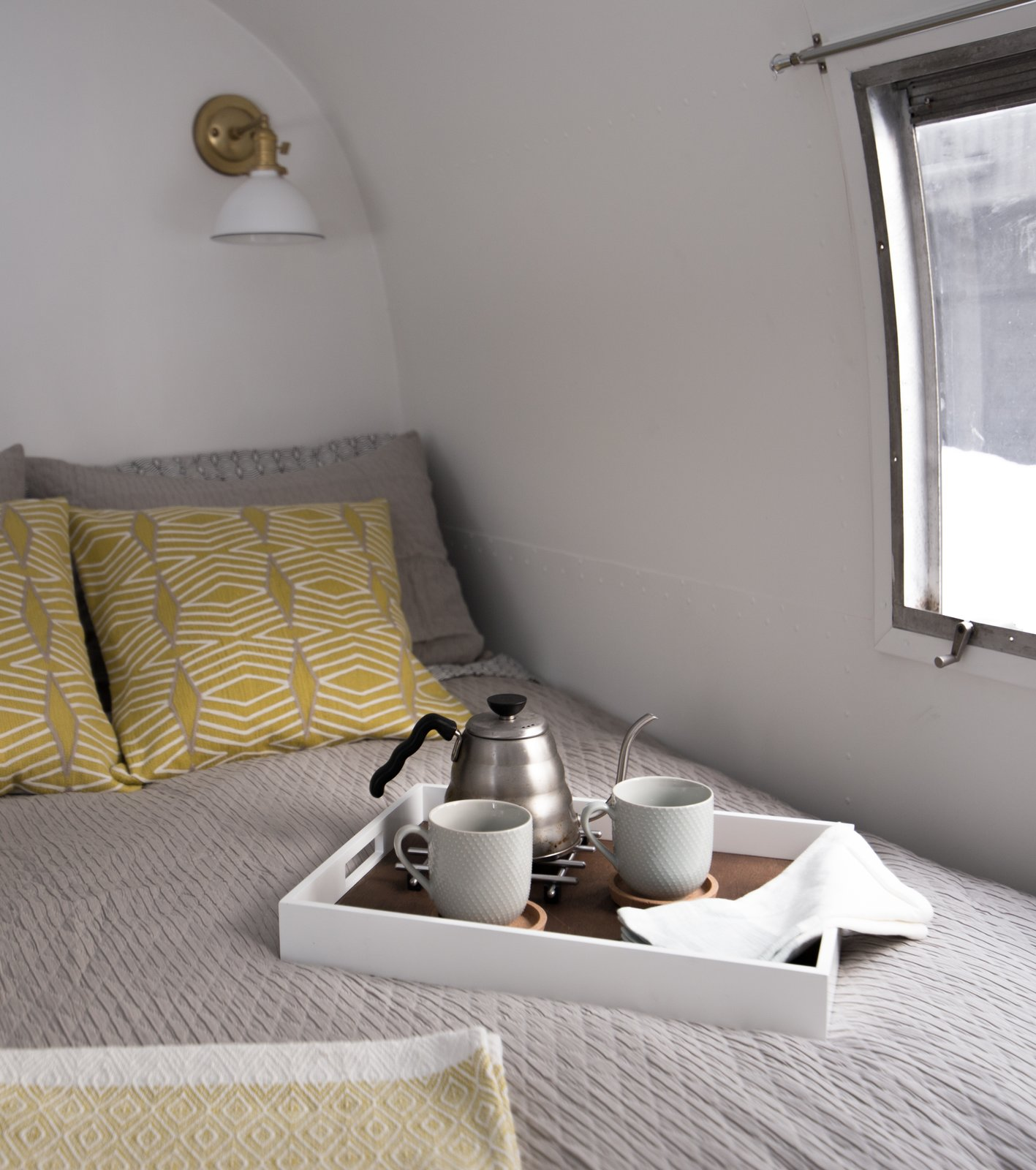 Photo 12 of 25 in See How an Oregon Couple Renovated Their 1966 Airstream