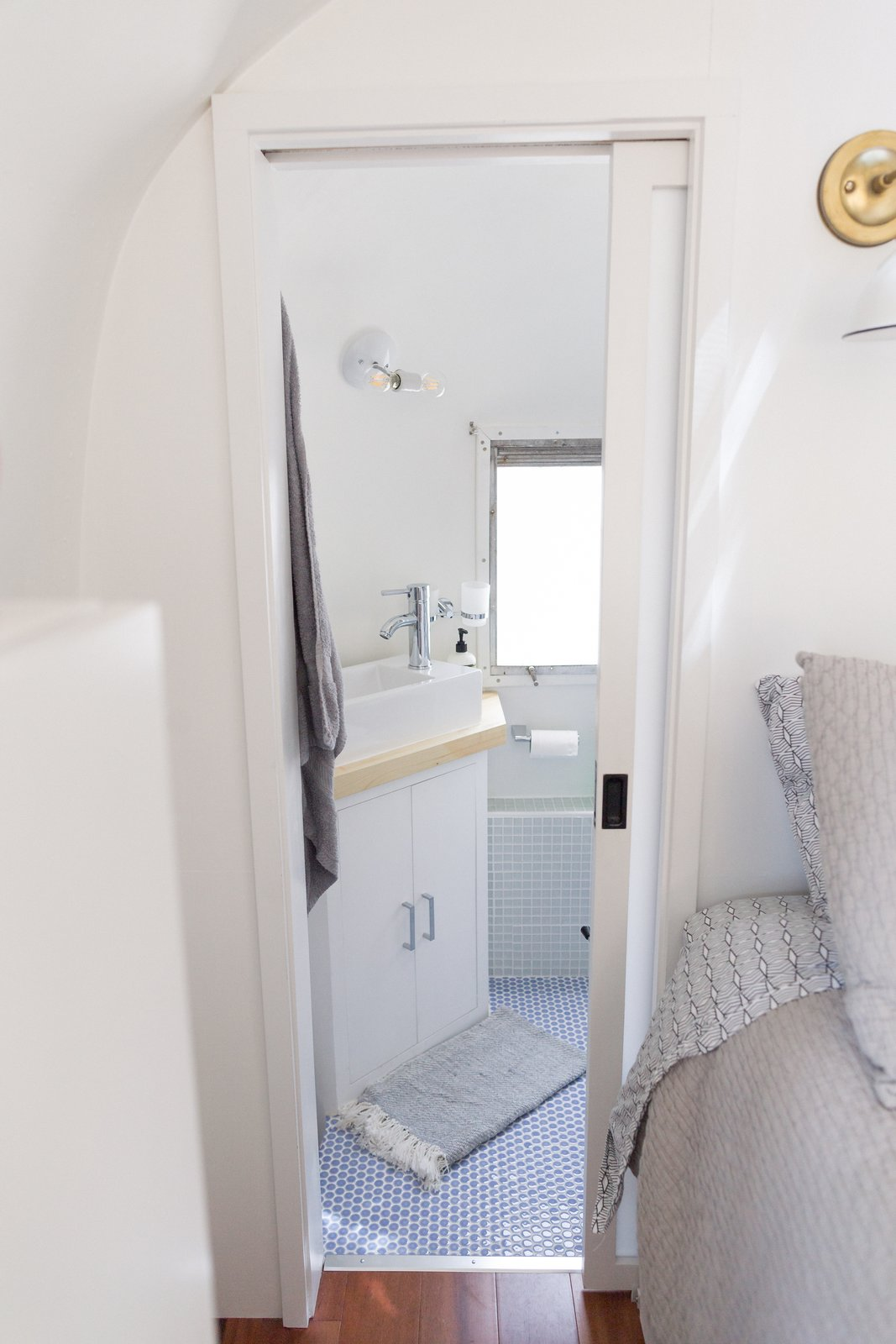 Photo 18 of 25 in See How an Oregon Couple Renovated Their 1966 Airstream