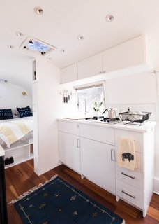 See How an Oregon Couple Renovated Their 1966 Airstream - Photo 23 of 24 -