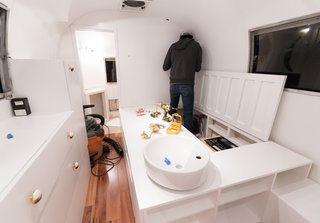 See How an Oregon Couple Renovated Their 1966 Airstream - Photo 21 of 24 -