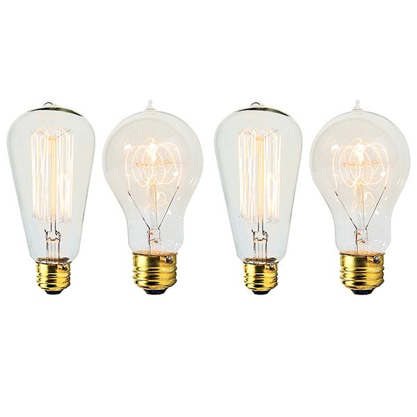 Edison Light Bulb Set