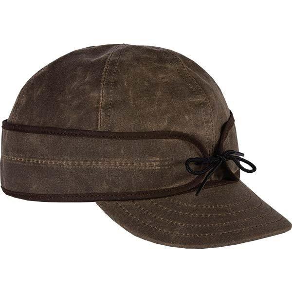 Waxed Cotton Cap