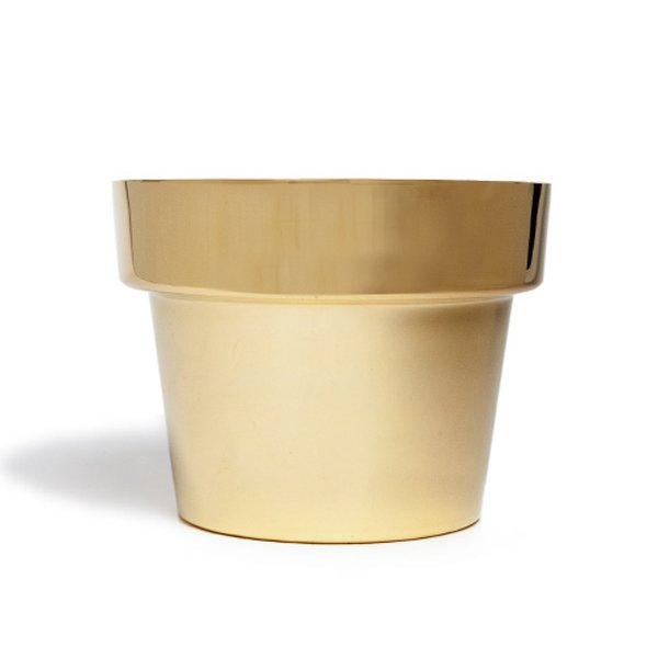 Swedish Brass Planter (Small)