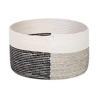 Two-Block Rope Basket