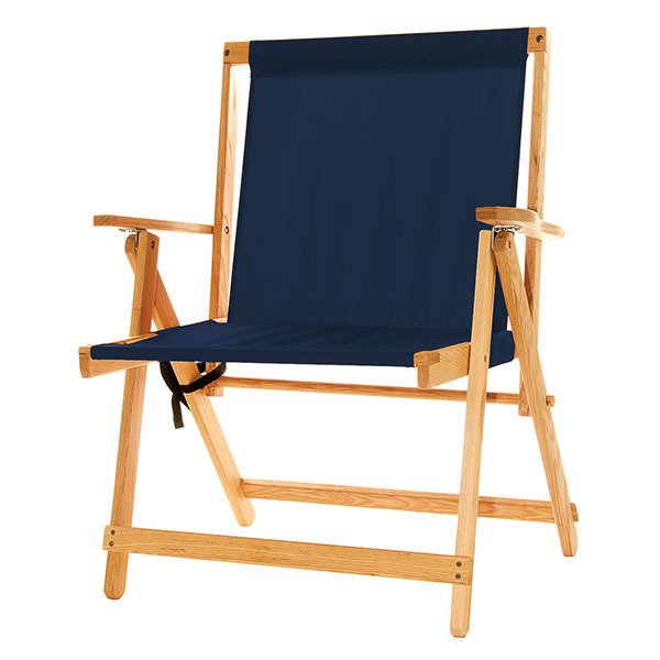 "Wood & Canvas ""XL Deck Chair"""