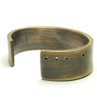 Standard Solid Bronze or Brass Cuff