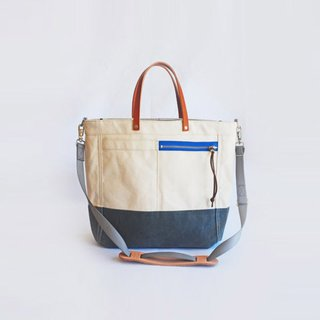 The Driver Carry-All Cotton Bag
