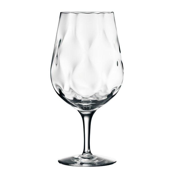 """Iced Beverage Glass """"Dizzy Diamond"""""""