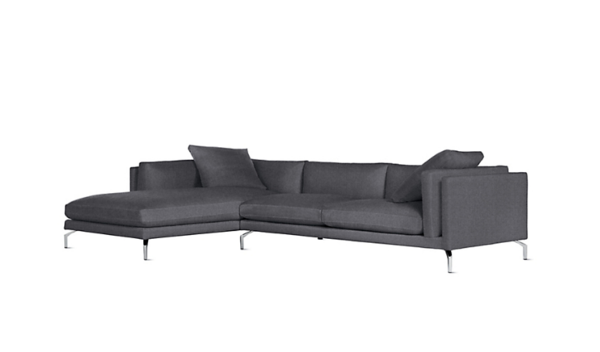 Como Sectional Chaise