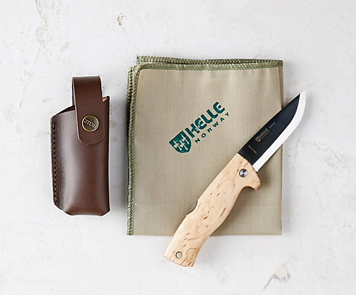 Helle Company Folding Knife