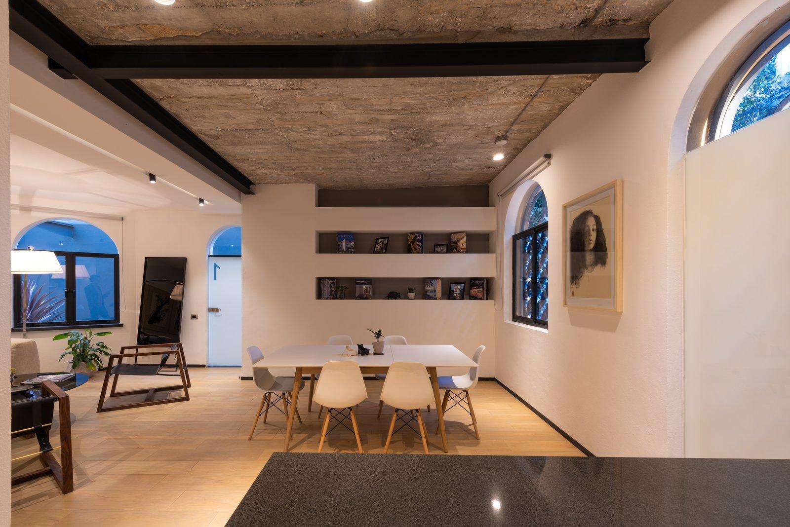 Campeche 239 B by Almazan y Arquitectos Asociados