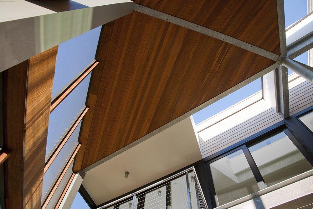 Windows, Wood, and Skylight Window Type  Marsh House by McInturff Architects