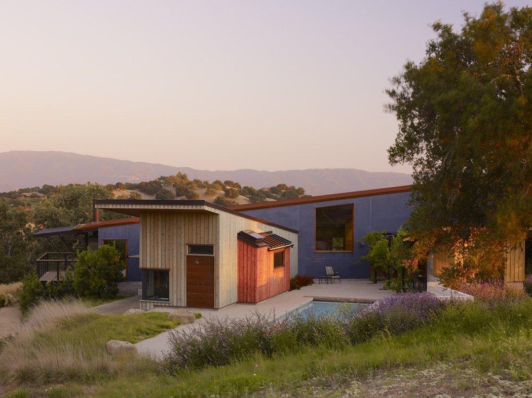 Amazing Santa Ynez House Pictures