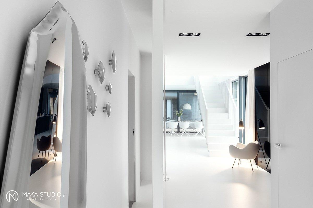 Tagged: Slate Floor and Dining Room.  Minimal Seaside Villa