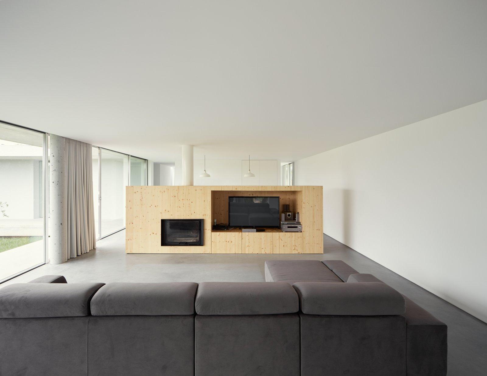 Living Room  Fanu House