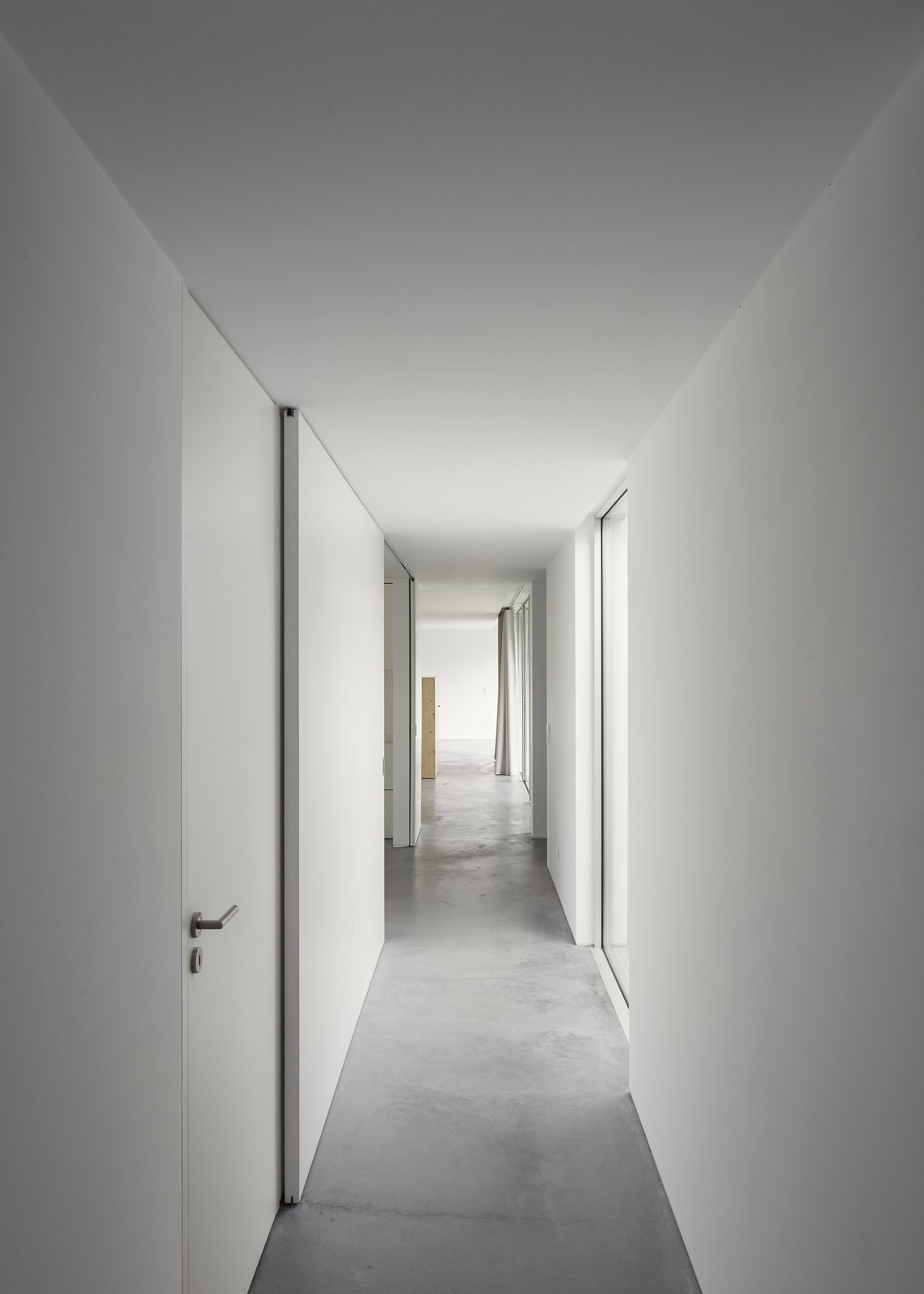 Hallway  Fanu House