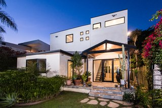 Contemporary Venice Residence with Custom Mural on the Market for $3,249,500