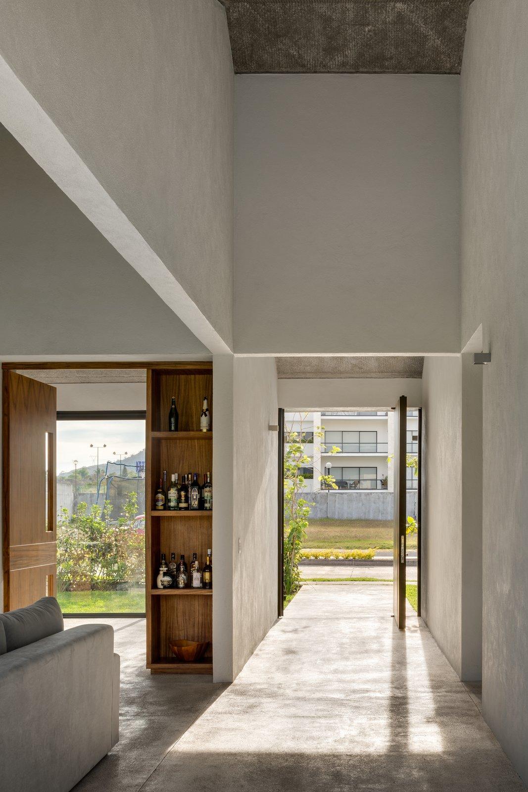 Living Room  Casa Paraíso Country Club by DCPP