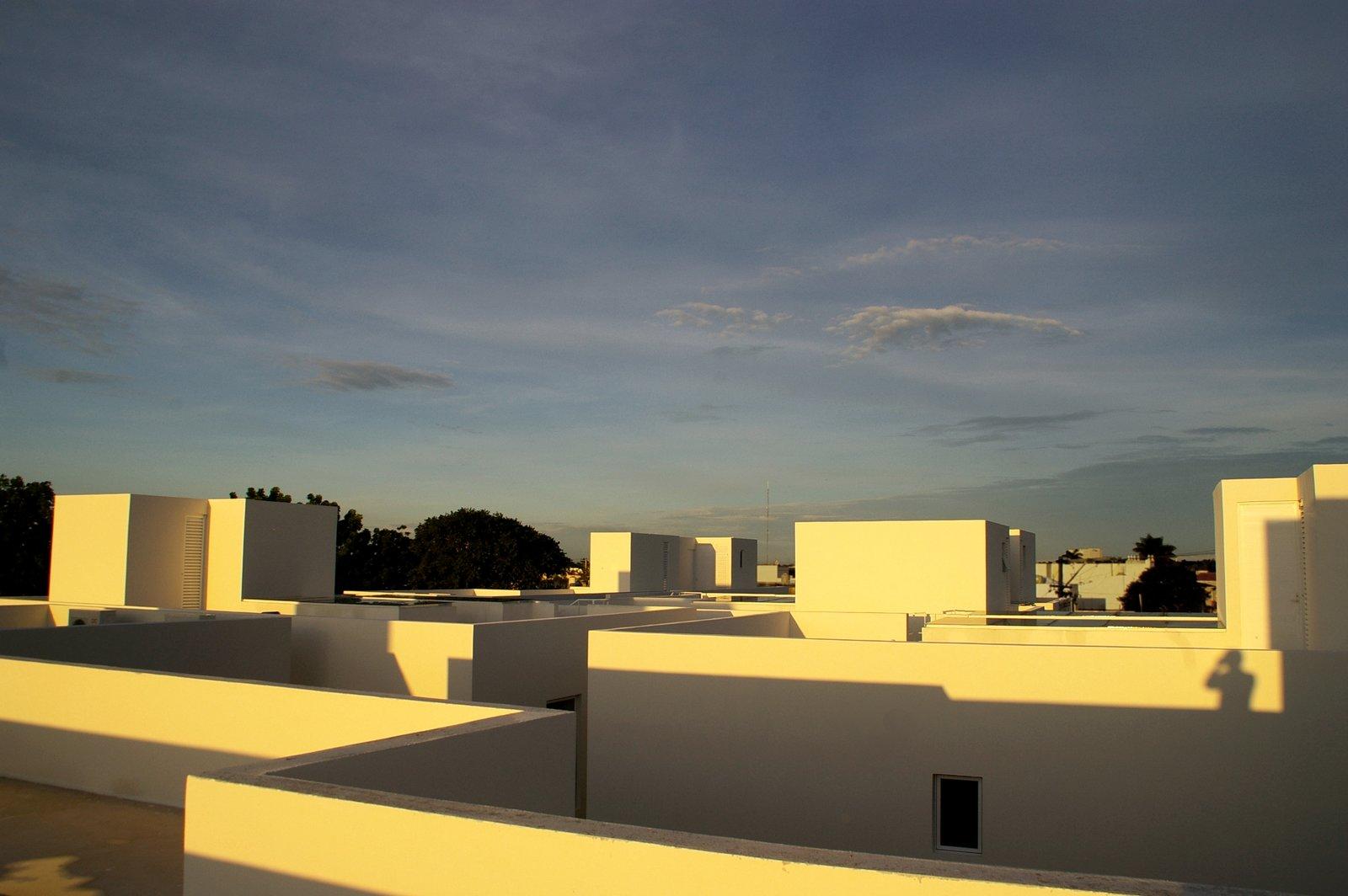Casas Mérida by DCPP