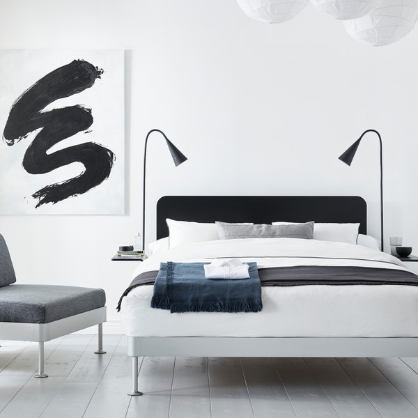 Tom Dixon S Latest Ikea Collaboration Is A Hackable Bed Home And