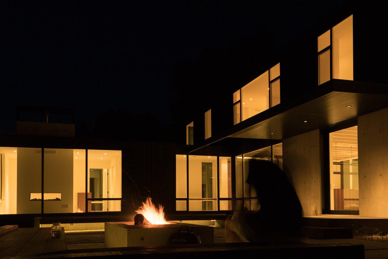 Outdoor and Concrete Patio, Porch, Deck  Camp MINOH