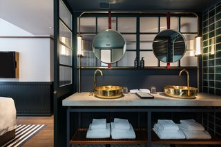 Tour a Newly Renovated Hotel Inspired by Hong Kong's Maritime History - Photo 21 of 22 -