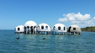 Discover Florida's Mysterious Dome Home Before It Sinks Into the Sea - Photo 1 of 11 -
