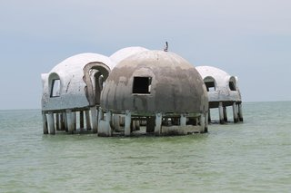 Discover Florida's Mysterious Dome Home Before It Sinks Into the Sea - Photo 11 of 11 -