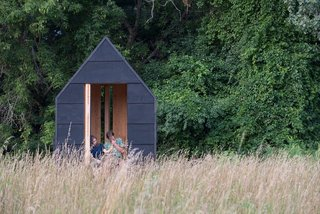 Writers Work in Mobile Studios at This Incredible Residency in Massachusetts - Photo 6 of 12 -