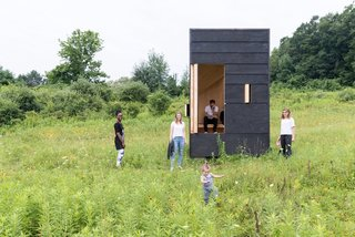 Writers Work in Mobile Studios at This Incredible Residency in Massachusetts - Photo 4 of 12 -