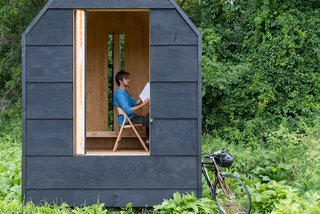 Writers Work in Mobile Studios at This Incredible Residency in Massachusetts - Photo 7 of 12 -