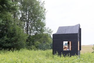 Writers Work in Mobile Studios at This Incredible Residency in Massachusetts